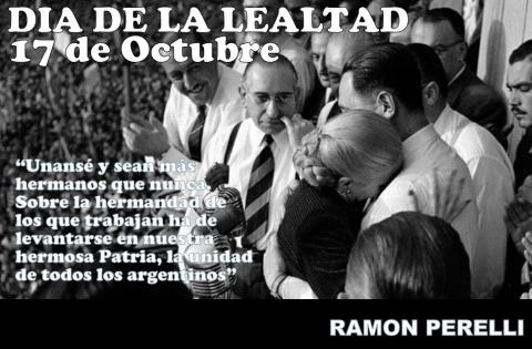 DÍA DE LA LEALTAD